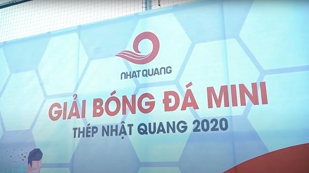 HighLights Chung kết bóng đá mini Thép Nhật Quang 2020