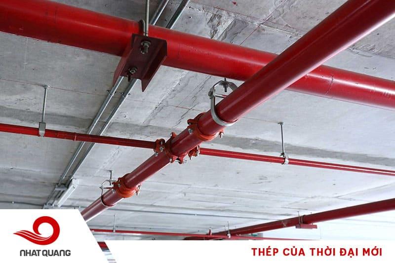 Hệ thống đường ống trong PCCC
