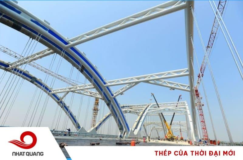 Mỗi công trình dùng 1 kích thước ống khác nhau