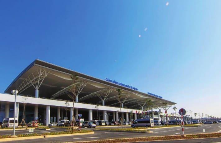 Nhà ga T2 - Sân bay Quốc tế Nội Bài