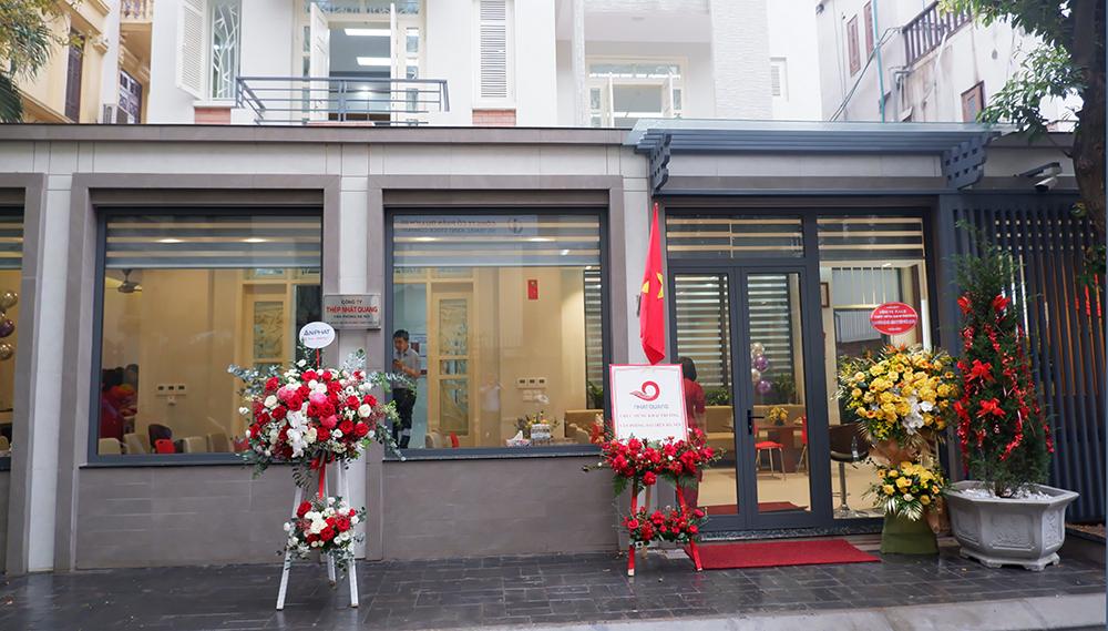 Nhật Quang khai trương văn phòng đại diện tại Hà Nội