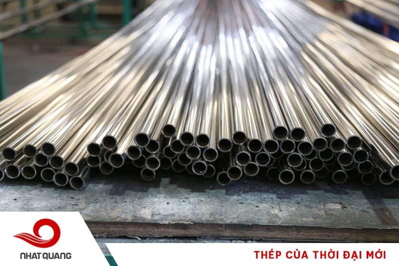 Ống inox 316 công nghiệp: Bảng tra trọng lượng & đặc điểm