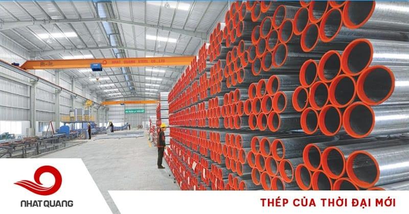 Mỗi loại ống/hộp thép mạ kẽm có 1 công thức tính khác nhau