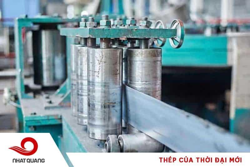 Quy trình sản xuất thép cuộn cán nguội đòi hỏi gia công chính xác