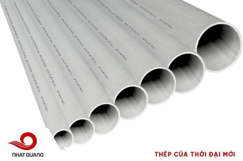 Bảng tra kích thước ống inox công nghiệp chi tiết