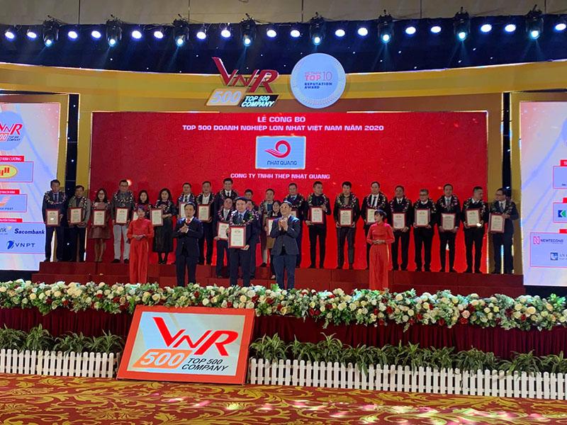 Thép Nhật Quang - Nơi khách hàng trao trọn niềm tin